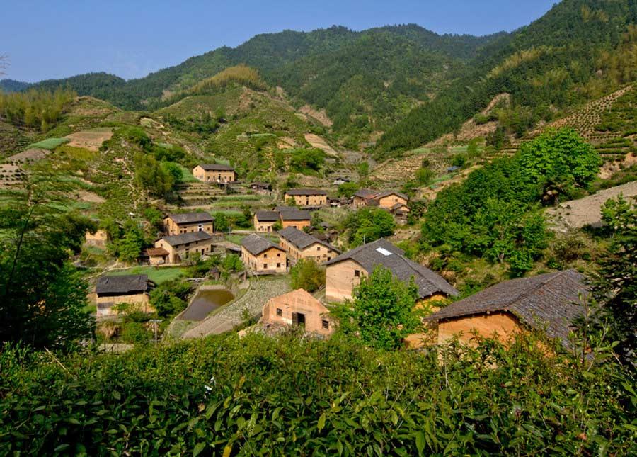 开化外山村